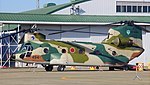 JASDF CH-47J(LR)(57-4494) at Iruma Air Base November 3, 2014 02.jpg