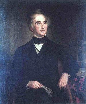 Wilhelm Trautschold - Portrait of Justus von Liebig