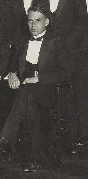 Johannes Martin Bijvoet - J.M. Bijvoet (1931)