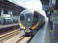 JR-Shikoku 8600 Series Test Run.JPG