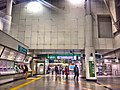 JR Kitasenju Stn - south gate - Dec 1 2017.jpg