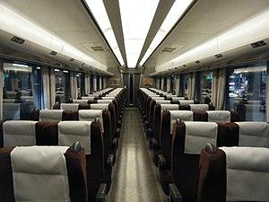Suzuran - Image: J Rhokkaido 785 interior design 02