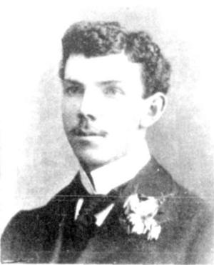 Jack Dalton (footballer) - Dalton in 1899