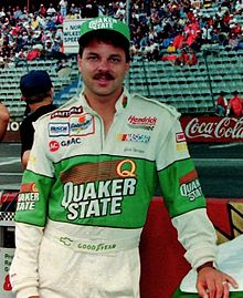 Px Jack Sprague on Nascar Racing