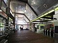 Jackson Square station fare lobby, July 2016.JPG