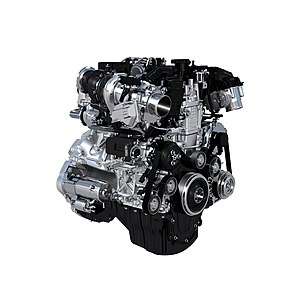 Land Rover Discovery Sport - Jaguar Land Rover Ingenium engine