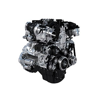 Jaguar XE - Jaguar Land Rover Ingenium engine