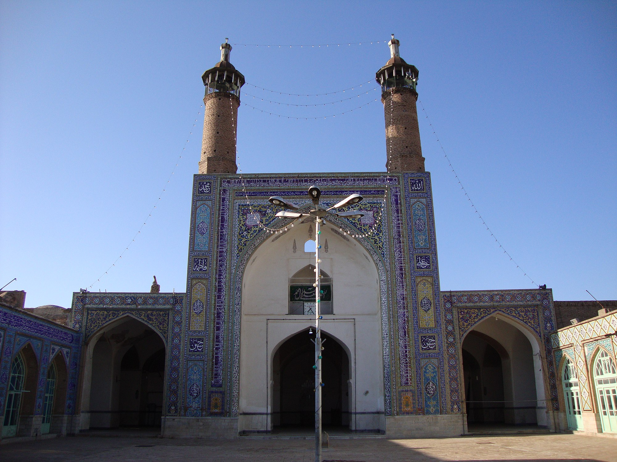 مسجد جامع سبزوار