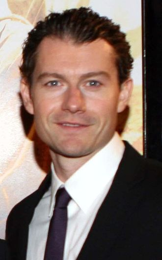 James Badge Dale - Dale at the premiere of The Pacific in 2010.