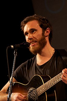 Description de l'image James Vincent McMorrow at the SXSW 2011 (d).jpg.