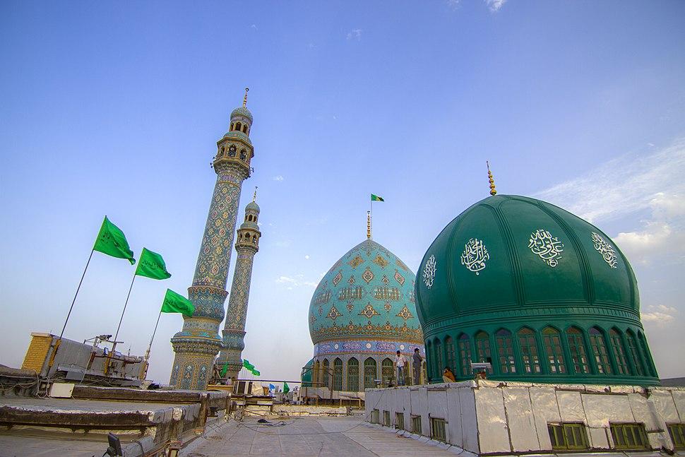 Jamkaran Mosque مسجد جمکران قم 10