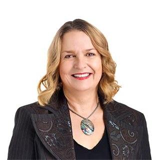 Jan Tinetti New Zealand politician