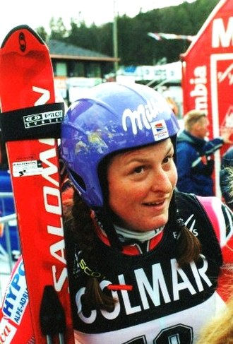 2005–06 FIS Alpine Ski World Cup - Image: Janica Kostelic