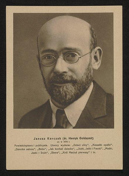 Janusz Korczak Wikiwand
