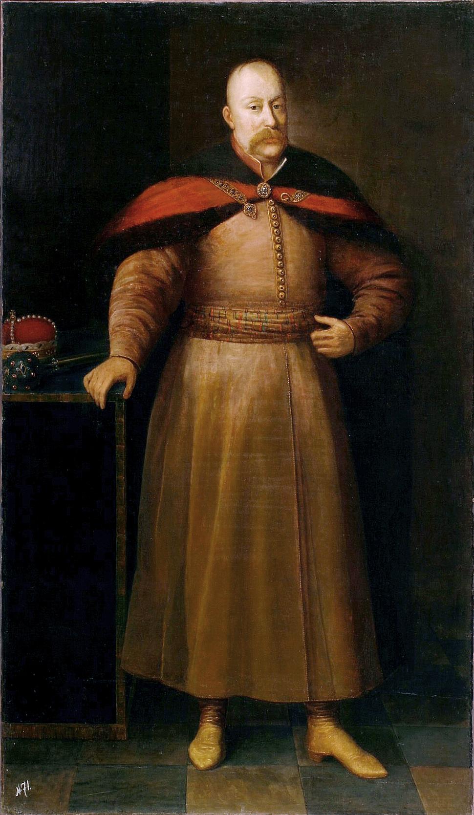 Janusz Radziwiłł by Daniel Schultz