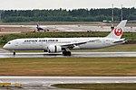 Japan Airlines, JA871J, Boeing 787-9 Dreamliner (42249496485).jpg