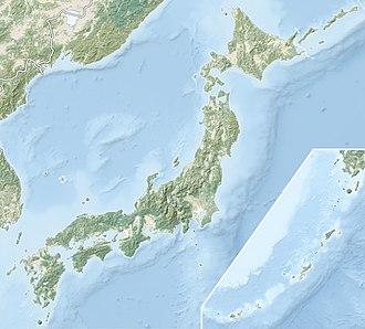Natürliche bedingungen japans
