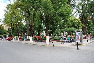 Tulancingo - Floresta Garden