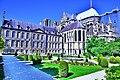 Jardin Henri Deneux, Palais du Tau & Cathédrale Notre-Dame de Reims.jpg
