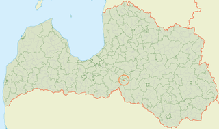 Jaunjelgava Parish parish of Latvia in Jaunjelgava Municipality