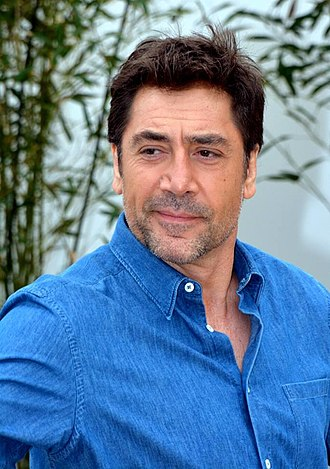 Javier Bardem - Javier Bardem at the Cannes Film Festival in 2018