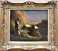Jean-françois millet, i battitori di fieno, 1850-51.jpg