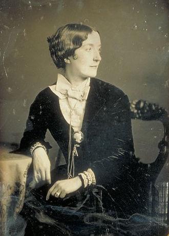 Jean Margaret Davenport - Davenport in the 1850s