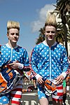 Jedward - 2012 LA Marathon Photos - Los Angeles (6849052708).jpg