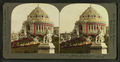 Jefferson's Statue and Ffestival Hall, Louisiana Purchase Exposition, St. Louis, from Robert N. Dennis collection of stereoscopic views 2.png