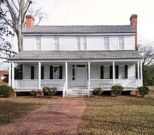 National Register of Historic Places listings in Marlboro County, South Carolina - Image: Jennings Brown House