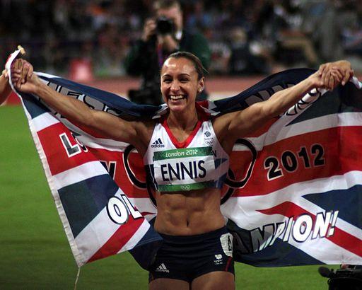 Jessica Ennis - 2012 Olympics (3)
