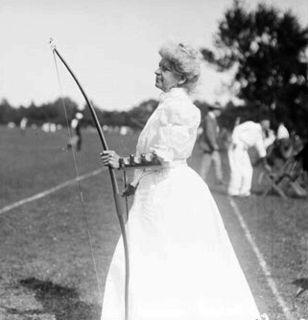 Eliza Pollock archer