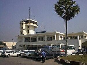 Jessore Airport - Image: Jessore Airport (463123277)