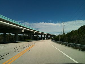 Jewfish Creek Bridge - Image: Jewfish Creek north side