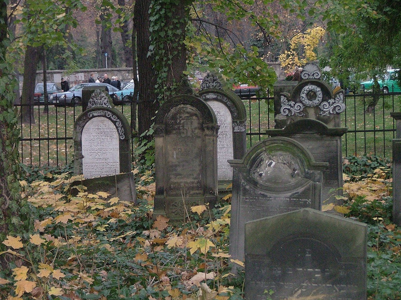 Jewish cemetery in Legnica (Poland)11.jpg