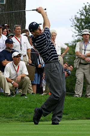 Jim Furyk - Furyk at the 2004 Ryder Cup