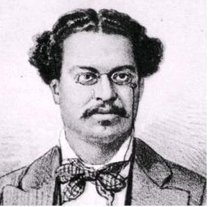 Choro - Joaquim Callado (1848-1880) is considered one of the creators of the choro genre of music.
