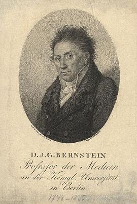 Johann Gottlob Bernstein