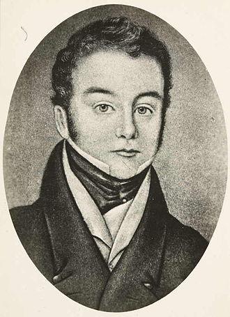 John Bowen (Royal Navy officer) - John Bowen (1780-1827)