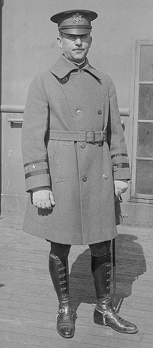 John F. O'Ryan - O'Ryan during World War I