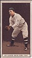 John J. McGraw, New York Giants, baseball card portrait LCCN2008677989.jpg