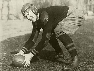 1914 College Football All-America Team - Army center John McEwan