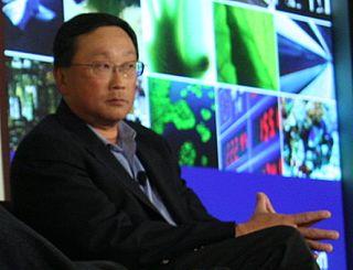 John S. Chen American businessman