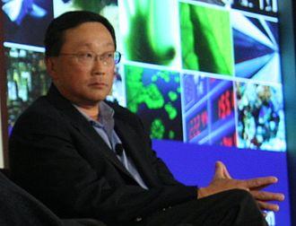 John S. Chen - Chen at Techonomy 2010