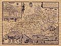 John Speed - Map of Dorsetshire - 1610 - 001.jpg