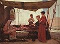 John William Waterhouse A Grecian Flower Market.jpg