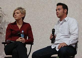 Kate Plus 8 - Kate and Jon Gosselin in 2008