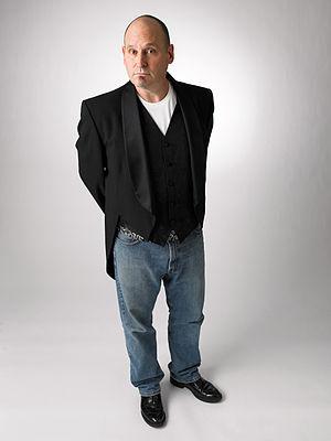 Jon Scieszka - Scieszka in 2008