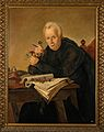 José Celestino Mutis (1732-1808), Spanish naturalist. Oil pa Wellcome V0018015.jpg