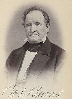Joseph Burns (U.S. politician) American politician